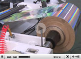 A4 Paper Sheeting Packing Machine Video
