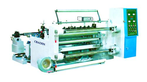 Slitting Machine for Thick Plastic Material