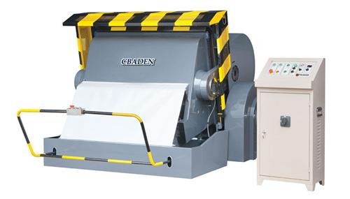 Die Cutting and Creasing Machines