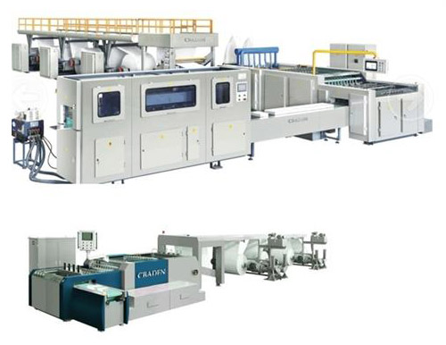 One Roller High Speed Roll Copy Paper Cutting Machine Model DTCP-A4