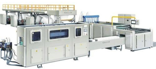 High Speed Roll Copy A4 A3 Copy Paper Cutting and Packing Production