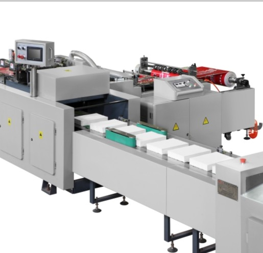 Six Roller High Speed A4A3 Copy Paper Cutting and Packing Production